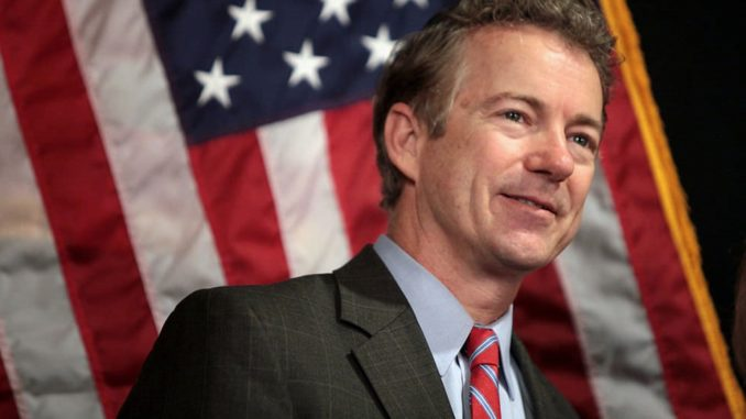 "Sen. Rand Paul has slammed critics of President Trump's Syria withdrawal, claiming ""They always want to stay at war."""