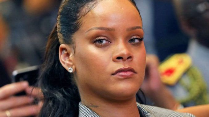 """President Donald Trump is the """"most mentally ill human being in America"""" according to pop star Rihanna, who told a Vogue interviewer that the """"completely racist"""" US presidency is """"a slap in the face."""""""