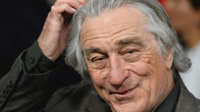 """Hollywood leftist Robert DeNiro renewed his criticism of President Donald Trump, calling the commander-in-chief a """"gangster president"""" and saying he """"can't wait to see him in jail."""""""