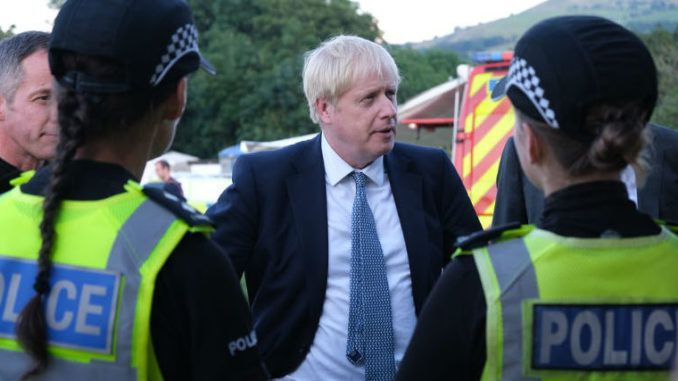 A Scottish judge could force British PM Boris Johnson to request another Brexit extension or face a fine or prison time.