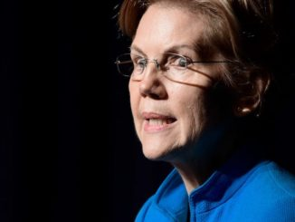 The most infamous moments of Elizabeth Warren's political career has been consigned to the dustbin of social media history, or so she seems to hope.