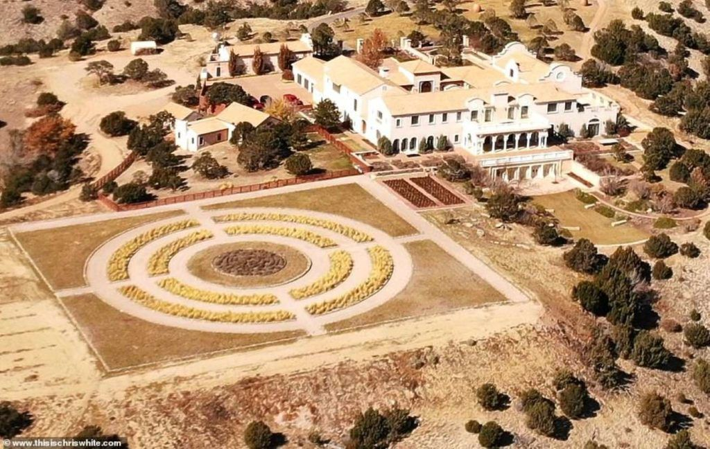 Dozens of new photos and video give the most revealing insight yet into Jeffrey Epstein's notorious 'baby making Zorro Ranch' in the New Mexico desert