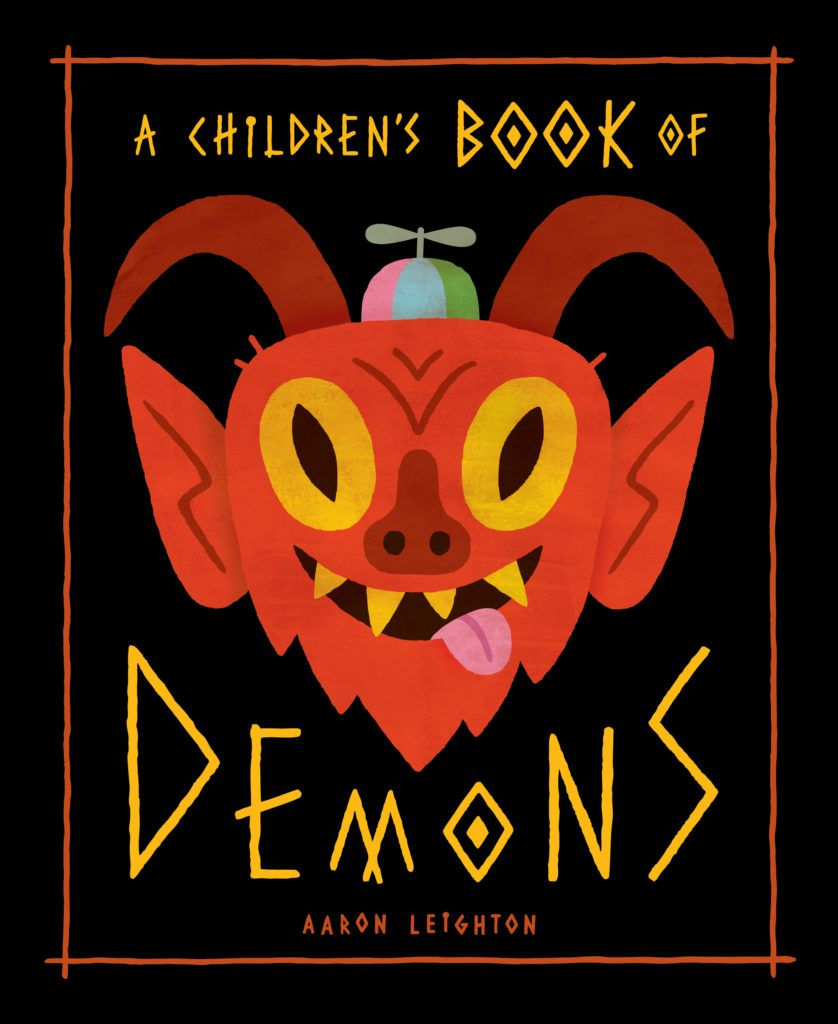 A Children's Book of Demons offers practical advice for children to help them communicate with the spirit of Satan.