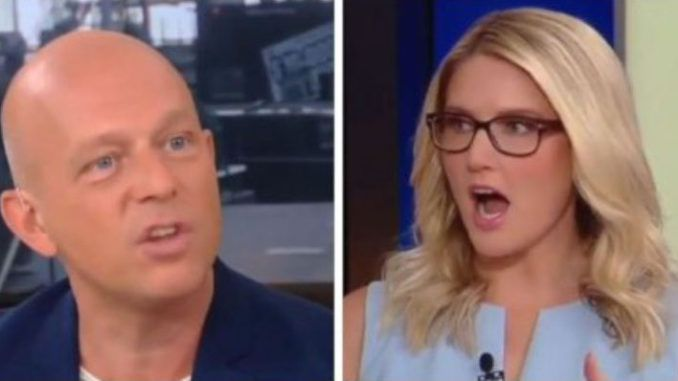 "Fox News host Steve Hilton accused colleague Marie Harf of covering up Biden corruption in Ukraine after she objected to his ""evidence."""