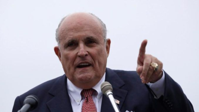 Rudy Giuliani promises to expose massive Obama pay-for-play scandal