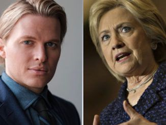 Ronan Farrow describes how Hillary Clinton turns cold when you threaten her sources of funding