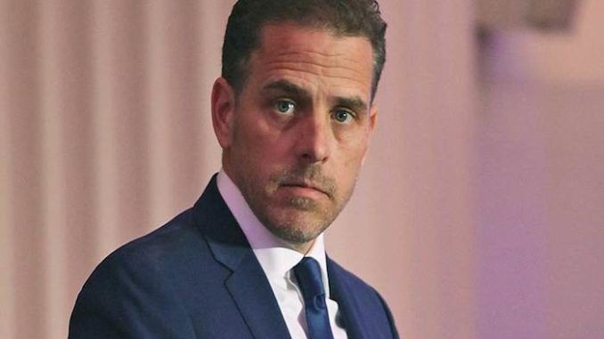 GOP lawmakers set to call Hunter Biden as witness in impeachment hearings