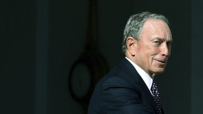 """Democrat presidential candidate Michael Bloomberg told the New York Times in 2014, """"I have earned my place in heaven. It's not even close,"""""""