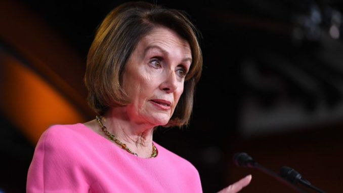 House Speaker Nancy Pelosi has admitted that Democrats are using the impeachment process to take away power from the people and thwart the will of the American electorate.