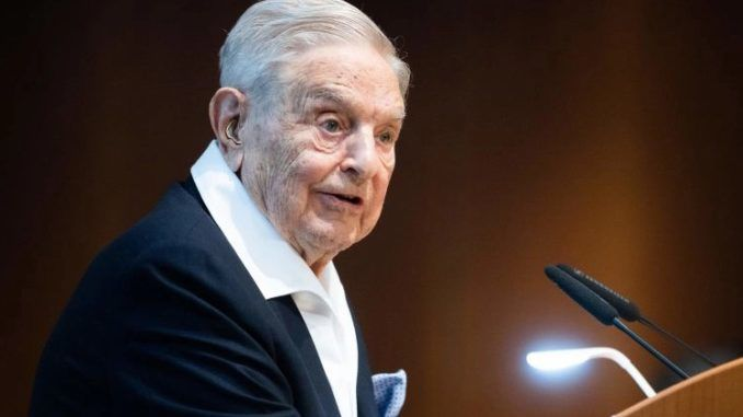 Soros-funded groups plots to abolish ICE to protest visa fraudsters