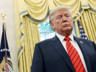 White House officials want to see Trump's downfall, anonymous official claims