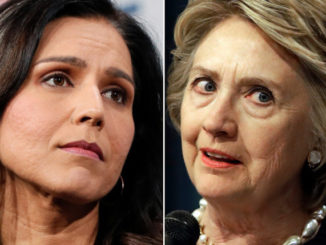 Tulsi Gabbard suing Hillary Clinton for accusing her of being a Russian asset