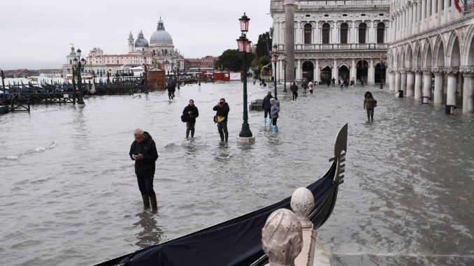 State Of Emergency Declared As Venice Hit By Worst Floods In 50 Years Venice-678x381