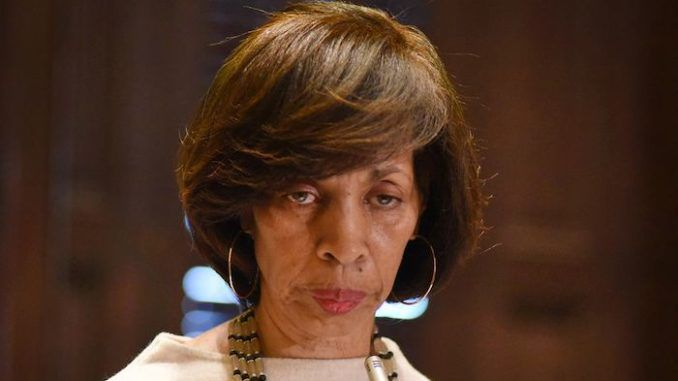 Former Democratic Baltimore mayor Catherine Pugh indicted on 11 fraud charges