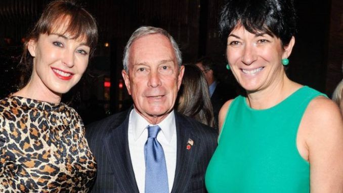 Michael Bloomberg, who has ties to Jeffrey Epstein, announces 2020 presidency run