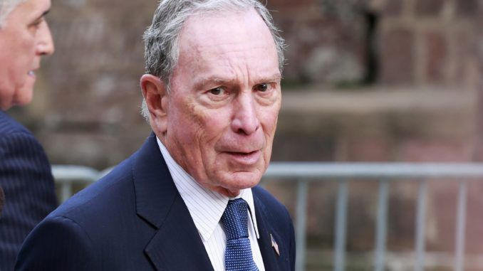 Bloomberg News promises not to investigate any of the Democratic presidential candidates