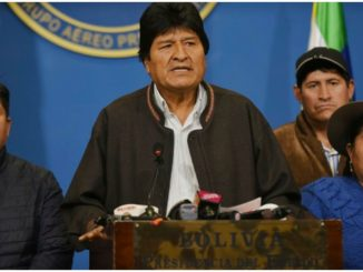 Bolivian coup comes a week after Morales blocked globalist lithium deal