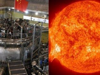 China launches world's first artificial sun six times hotter than our own