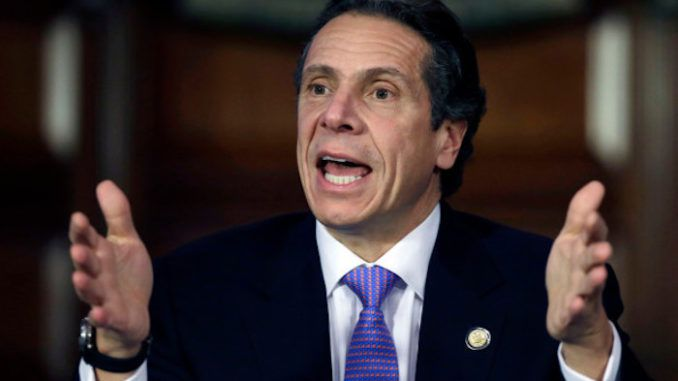 Gov. Cuomo claims America did not have hurricanes or tornados before climate change