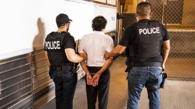 ICE's Homeland Security Investigations initiated 4,224 child exploitation cases in the past fiscal year, resulting in 3,771 criminal arrests.