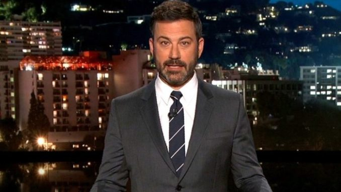 Jimmy Kimmel says genital herpes can beat Trump in 2020