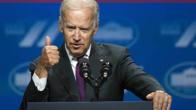 Joe Biden wants Senate vote on strict gun control laws