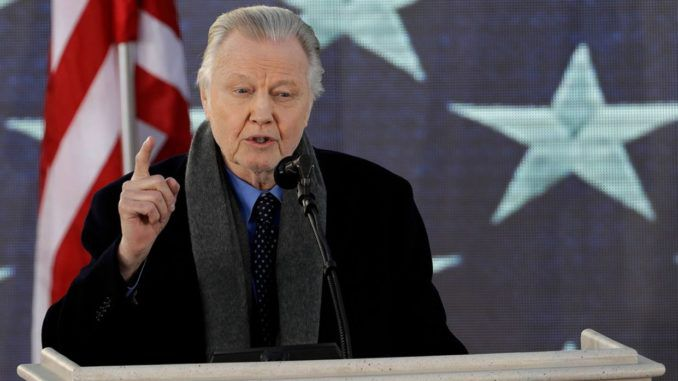 President Trump to honor actor Jon Voight with National Medal of Arts