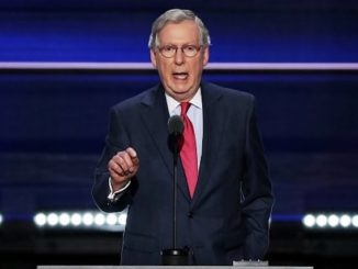 Senate Majority Leader Mitch McConnell says he is confident Democrats' impeachment will not lead to Trump's removal from White House