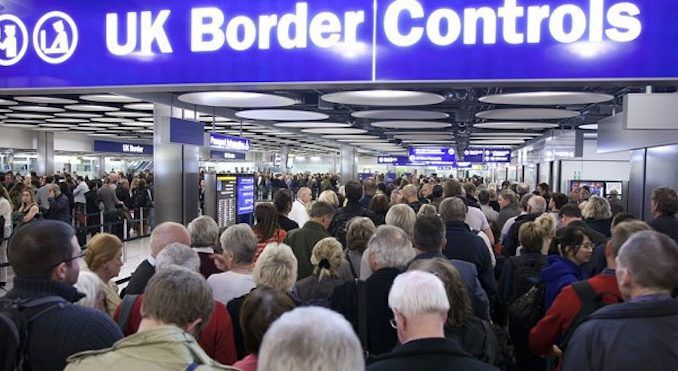 Supply and demand of workers does have an impact on wage levels, the UK government has admitted, as a senior minister noted cheap immigrant labor 'depresses wages.'