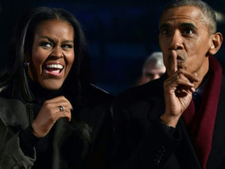 Barack Obama's aides left nasty messages hidden in the White House for their successors in the Trump administration to find including messages that read 'You will fail,' according to the president's press secretary.