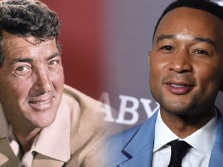 """Singer Deana Martin said John Legend and Kelly Clarkson's """"politically correct"""" remake of the song """"Baby, It's Cold Outside"""" """"is just insane"""" and her father, Dean Martin, would have had """"a good laugh"""" over it."""