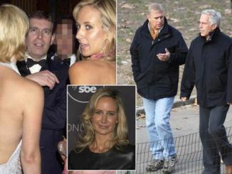 Prince Andrew's ex-girlfriend Lady Victoria Hervey says Ghislaine Maxwell will never be seen again and admits she guests at Epstein's home were filmed by hidden cameras