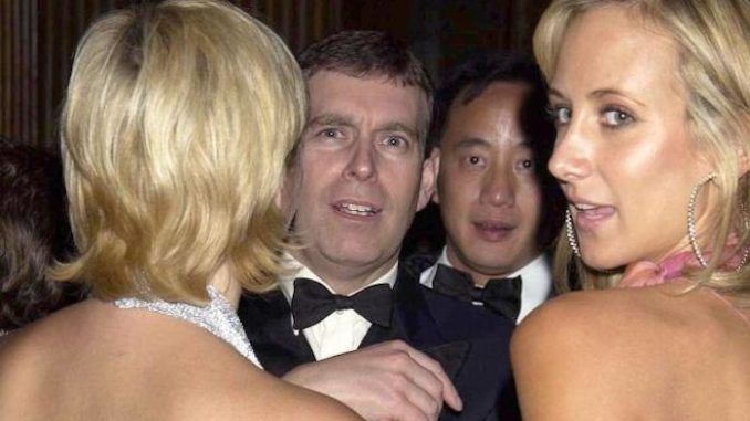 Prince Andrew's ex threatens to expose VIP pedophile network