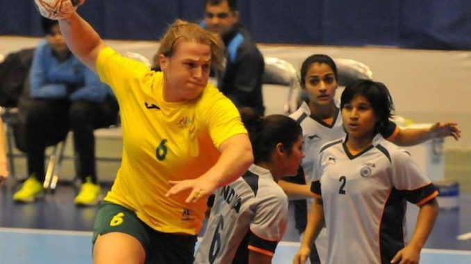 Until 2016, Hannah Mouncey played in Australia's men's handball league. Now, after transitioning to a woman, the six-foot-two, 220-pound Mouncey is utterly dominating Australia's women's handball league.