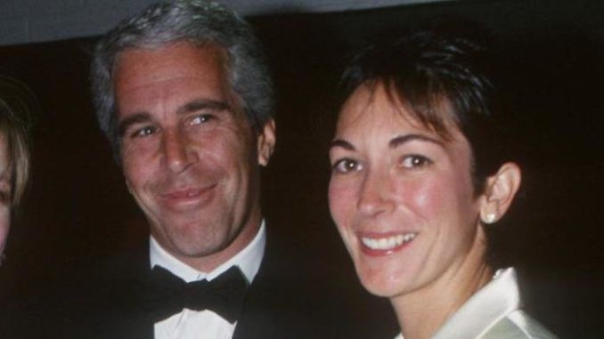 Jeffrey Epstein and Ghislaine Maxwell were both Israeli spies who would photograph powerful men and politicians having sex with underage girls and then blackmail them, their alleged Mossad handler has claimed.
