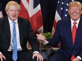 President Trump offers UK massive new trade deal following Boris Johnson's Brexit and election victory on Thursday night