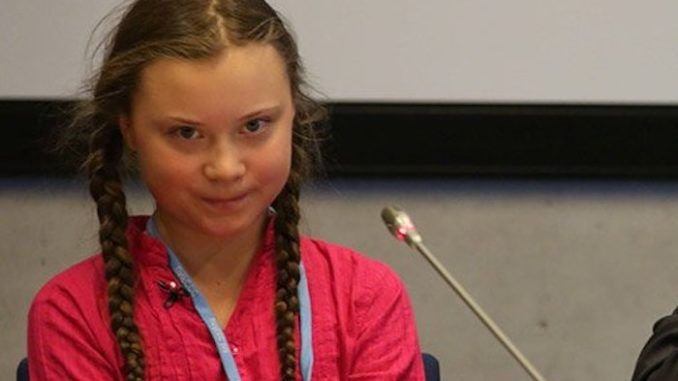 Greta Thunberg threatens to put world leaders against the wall if they refuse to combat climate change