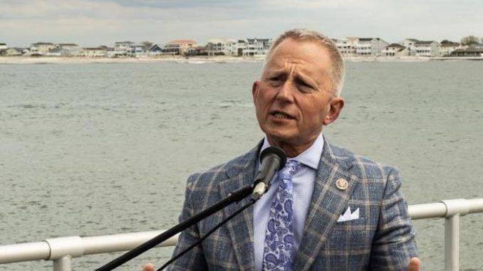 """Rep. Jefferson Van Drew (D-NJ) has slammed the """"small elite group"""" of lawmakers trying to impeach President Trump, calling them """"unAmerican."""""""