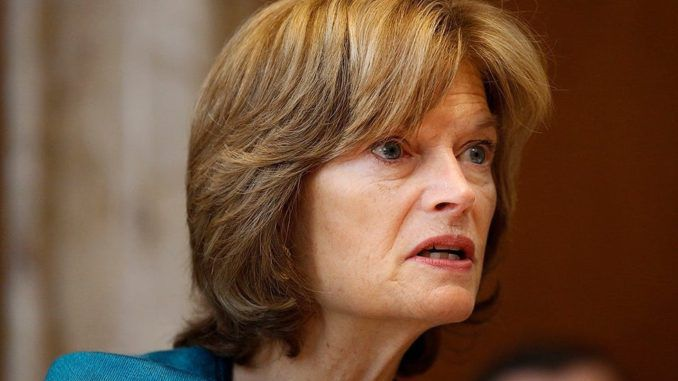 Sen. Lisa Murkowski says she is disturbed by McConnell's promise for total coordination with Trump in Senate impeachment trial