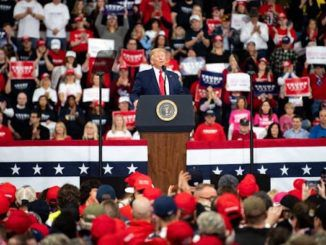 NBC forced to admit Trump rally is biggest ever seen