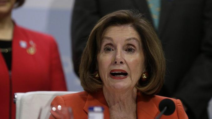 White House petition to impeach Nancy Pelosi for crimes of treason surpasses 285,000 signatures