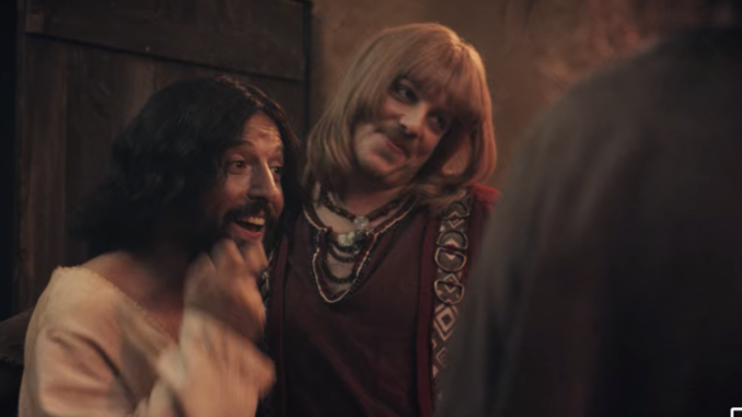 Almost two million Christians have signed a petition against a Netflix movie that portrays Jesus Christ as a homosexual and his mother Mary as a promiscuous drug-user.