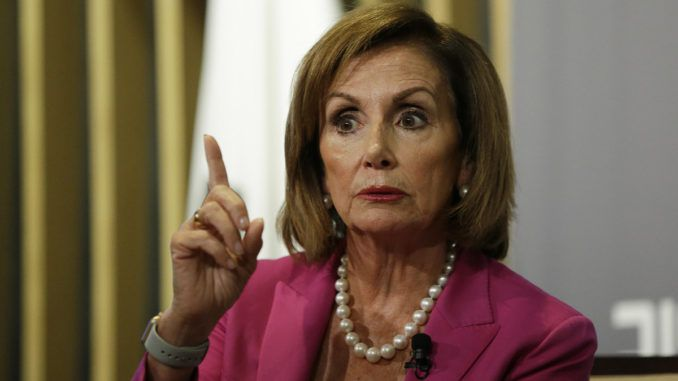 Senate urged to charge House Speaker Nancy Pelosi with obstruction of Congress