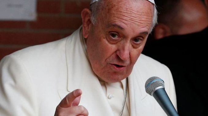 "Pope Francis ordered Christian high school students to stop converting non-believers to Christianity last week, telling them ""we are not living in the times of the crusades."""