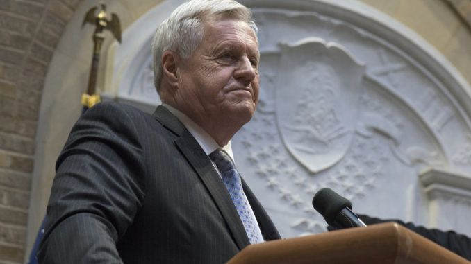 Rep. Collin Peterson confirms he is voting against the impeachment sham