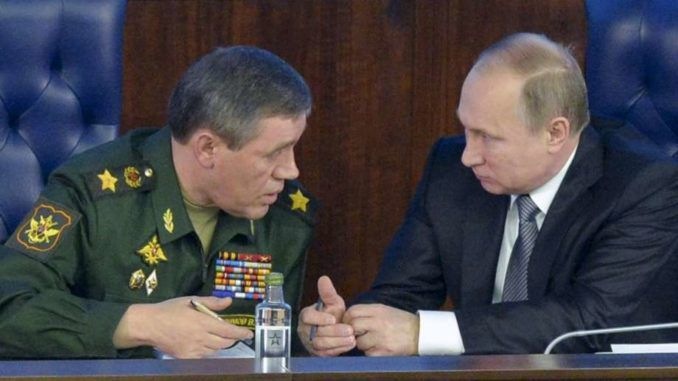Russia's top General warns of imminent World War 3 plans by the West