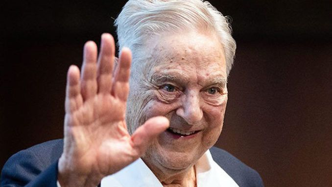 Soros-linked group caught lobbying GOP governors to open floodgates to more refugees