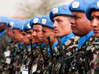 United Nations may use military force to enforce climate agenda