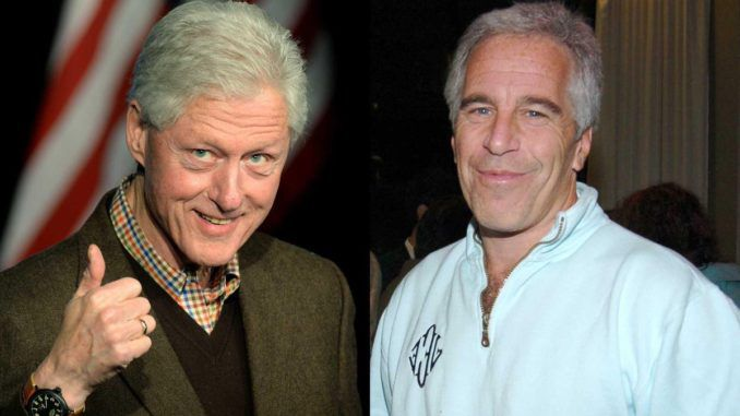 Bill Clinton flew numerous times on Epstein flight where underage girls were dressed like candy strippers