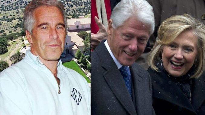 Bill and Hillary Clinton visited Epstein's New Mexico 'pedophile ranch' every year